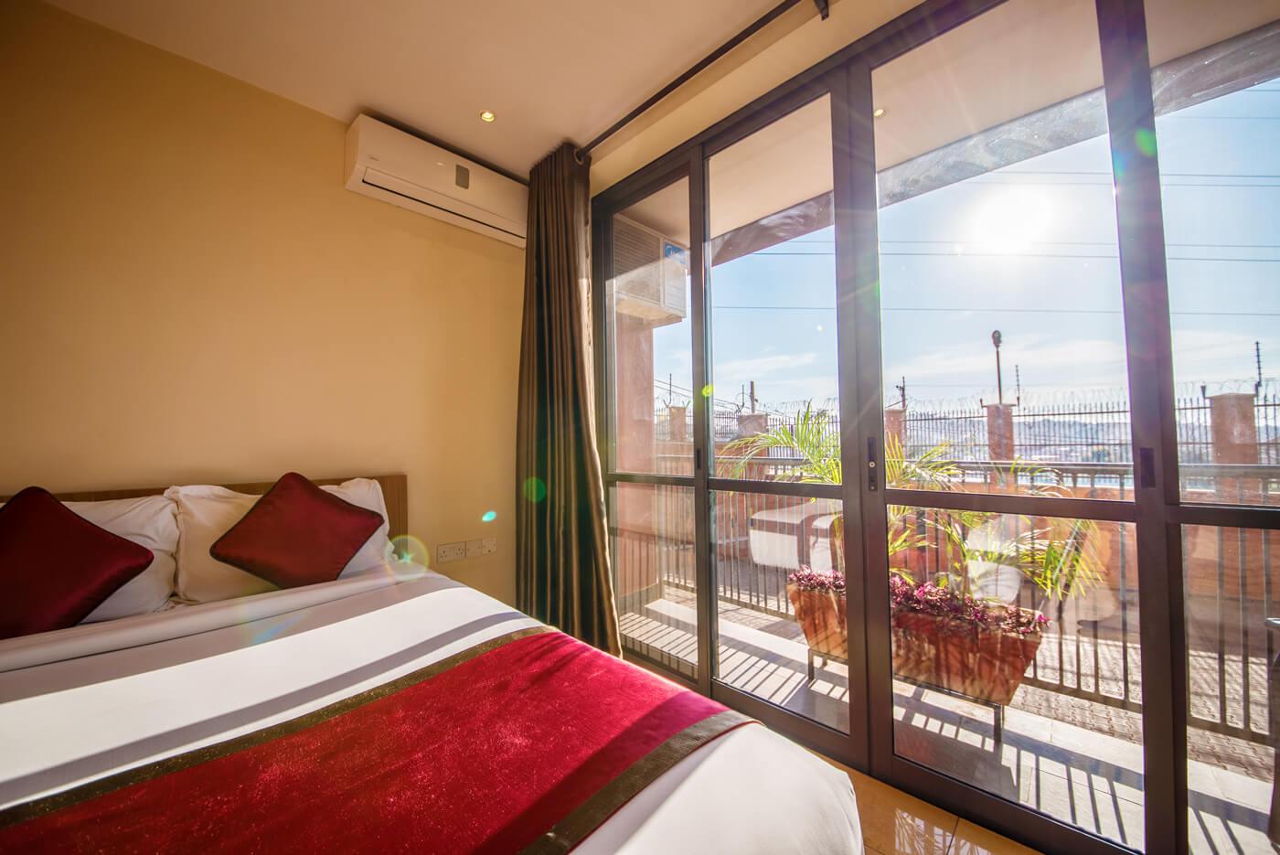 Bukoto Heights Apartments -Bedroom